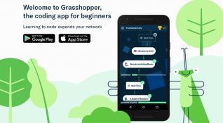 Google inkübasyon merkezi Area 120'den kodlama öğreten uygulama: Grasshopper
