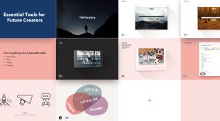 Hızlı ve etkili sunumlar için FiftyThree'den kullanışlı bir uygulama: Pasteapp