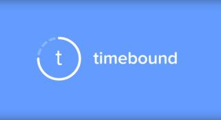Geri sayım odağında verimlilik uygulaması: Timebound