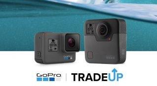 GoPro'dan kameralar için değişim programı