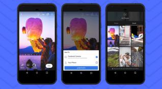 Facebook Hikayeler'e arşiv ve sesli gönderi özellikleri ekliyor
