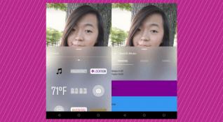 Instagram'ın kodunda gizlenen müzik çıkartmaları özelliği