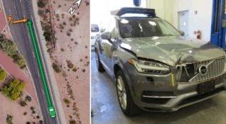 Uber'in otonom aracı kaza sırasında yayıyı tanımlayamamış