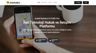Avukatlarla kullanıcıları ortak platformda buluşturan girişim: AvAraBul