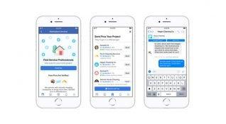 """Facebook'un pazaryeri Marketplace'te """"ev hizmetleri"""" özelliği aktif edildi"""