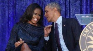 Barack ve Michelle Obama Netflix ile anlaşma imzaladı