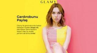 Kıyafet kiralamak isteyenler için pazar yeri: Glamy