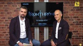 Netmarble EMEA CEO'su Barış Özistek ile yeni oyunları olan Iron Throne'u konuştuk