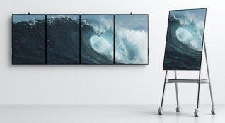 Microsoft Surface Hub 2'yi tanıttı
