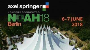 NOAH Conference Berlin 2018 6 – 7 Haziran tarihlerinde düzenlenecek