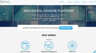 Markaları ve müşterileri dijital ekranlar üzerinden buluşturan platform: OmmaSign