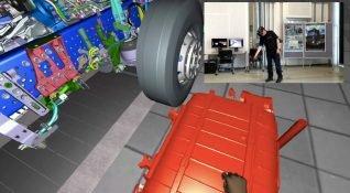 Üretimde sanal gerçeklik kullanımına Türkiye'den Mercedes örneği