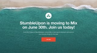 16 yaşındaki sosyal paylaşım sitesi StumbleUpon kapanıyor