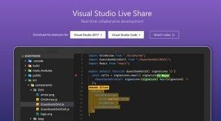 Visual Studio, Live Share eklentisiyle yazılımcılara ortak çalışma alanı sağlıyor