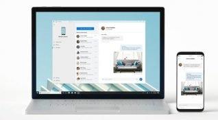 Yeni Windows 10 ile telefonunuzun özelliklerini PC'ye yansıtıyor