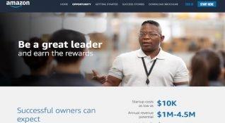 Amazon, girişimcilerin kendi nakliye şirketlerini kurmalarını sağlıyor