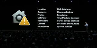 Apple yeni gizlilik güncellemeleri ile Facebook'a meydan okuyor