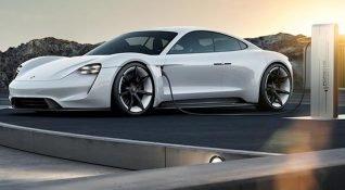 """Porsche, Mission E araç adını """"Taycan"""" olarak değiştirdi"""