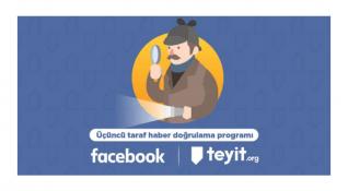 Facebook haber doğrulama sürecinde teyit.org ile işbirliği yapacak