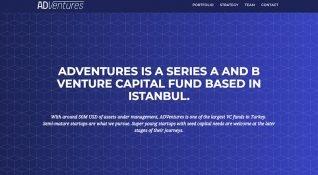 Butik risk sermayesi yatırım fonu: ADVentures