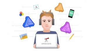 Affinity-Serif ürünlerine odaklanan video eğitim platformu: Affinicasts