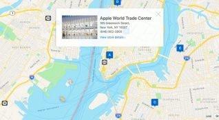 Apple Haritalar, internet sitelerine geliyor