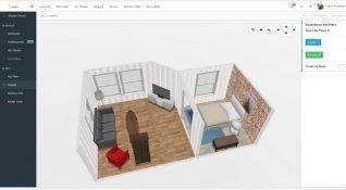 Kullanıcıların evlerini 3D olarak planlamasını sağlayan yerli dekorasyon girişimi: Boxlin