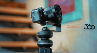 MIOPS'in yeni ürünü Capsule360, Kickstarter'da destek bekliyor