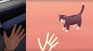 Leap Motion'dan kedilere odaklanan VR anatomi dersi