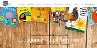 CiciKutu, çocuk kitabı aboneliğini dijital kütüphane ve bağış kutusu özellikleriyle buluşturuyor