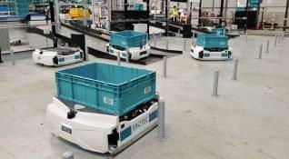 Depo yönetim robotları geliştiren Exotec Solutions, 17.7 milyon dolar yatırım aldı