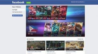 Facebook, Twitch rakibi oyun platformu olan Fb.gg'yi duyurdu