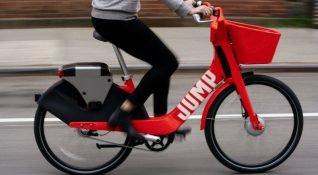 Uber'in bisiklet paylaşım şirketi JUMP, Avrupa pazarına giriyor