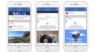 Facebook yeni Anılar özelliğini kısa süre içerisinde yayına alacak