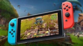 Nintendo Switch için Fortnite 24 saatte 2 milyondan fazla indirildi