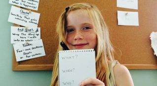 Apple, çocuk muhabir Hilde Lysiak'ı anlatan bir dizi çıkaracak