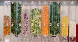 Salata yapan cihazlar üreten Chowbotics, 11 milyon dolar yatırım aldı