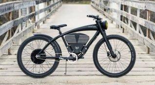 Vintage tasarımıyla dikkat çeken elektrikli bisiklet: Scrambler S