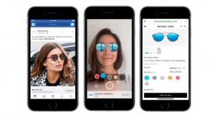 Facebook Haber Kaynağı'nda artırılmış gerçeklik reklamlarını test ediyor