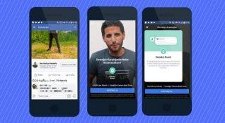 Facebook'un destekçi rozetleri Türkiye'ye açıldı