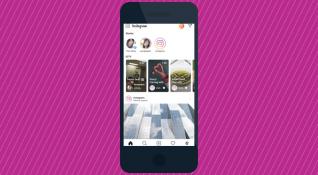 Instagram IGTV içeriklerini haber kaynağına taşıyor