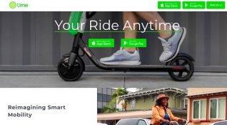 Lime'a Uber ve Google'dan 335 milyon dolar yatırım