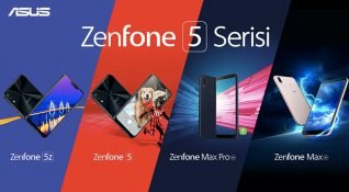 Asus ZenFone 5 serisinin Türkiye lansmanı gerçekleşti