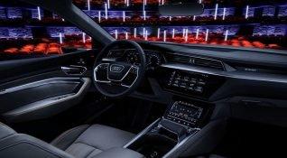 Audi'nin elektrikli SUV'ı E-Tron'un detayları ortaya çıktı