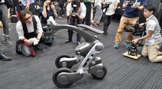 Herkesin ihtiyacı olan yol arkadaşı robot: CanguRo