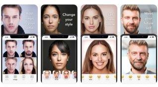 Yüz değiştirme ve efekt için en iyi 10 uygulama