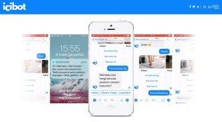 Oteller için yapay zeka destekli chatbot: İcibot