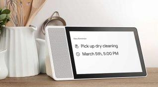 Google'ın Amazon Echo Show rakibi ilk akıllı ekranı satışa sunuldu