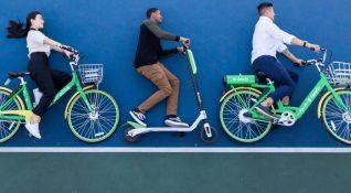 Bisiklet ve elektrikli scooter paylaşım şirketi Lime, bir yılda 6 milyon kere kullanıldı