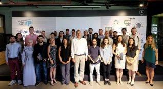Mercedes-Benz Türk, StartUP yarışmasını kazanan girişimleri açıkladı